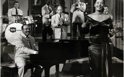 Billie Holiday… Count Basie e Lester Young