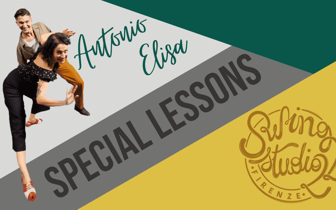 SPECIAL LESSONS WITH SWING STUDIO 22 asd