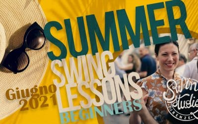 SUMMER SWING LESSONS