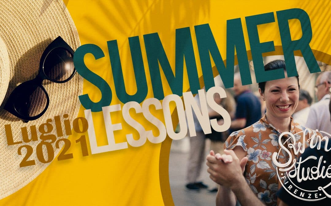 SUMMER SWING LESSONS #2